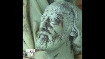 Notre-Dame de Paris: les 16 statues de la flèche miraculées