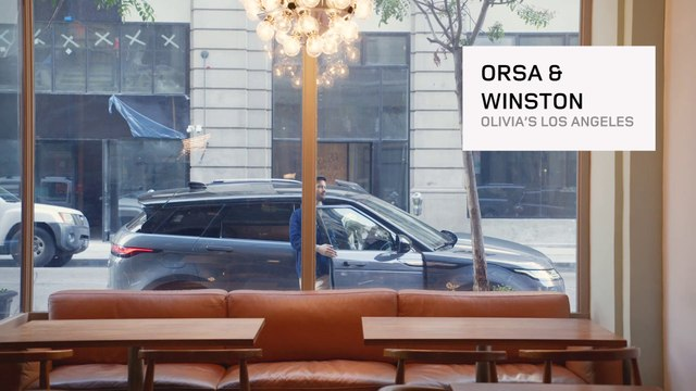 Orsa and Winston | A Refined Point of View: LA