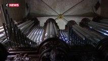 Les images de l'orgue de Notre-Dame de Paris quelques jours avant l'incendie