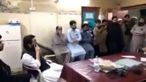 Shahryar Afridi Live Video From Hospital