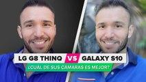 LG G8 ThinQ vs. Galaxy S10: Comparativa de cámaras