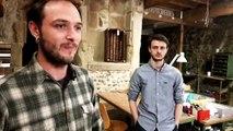 Deux artisans créateurs Romanais à la Villa Noailles