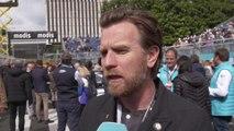 Formula E GEOX Rome E-Prix Ewan McGregor Interview