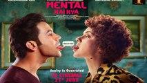 Kangana Ranaut & Rajkummar Rao's Mental Hai Kya poster out; Check Out | FilmiBeat