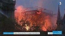 L'hommage bouleversant de France 3 à Notre Dame de Paris... avec l'aide de Victor Hugo