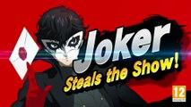 Super Smash Bros. Ultimate - Bande-annonce de Joker