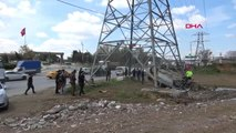 İstanbul- - Eyüpsultan'da Ters Yön Kazası Sonrası Ters Yönde İlerleyen Sürücüye Ceza
