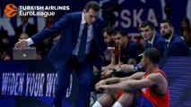 Itoudis praised CSKA's 'almost perfect' effort