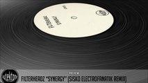 Filterheadz - Synergy (Sisko Electrofanatik Remix) - Official Preview (Autektone Records)