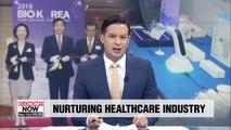 Gov't to nurture development of new drugs, regenerative medicine to build healthcare industry