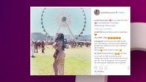 Sarah Fraisou : moquée par les internautes pour son look à Coachella