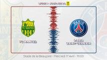 FC Nantes - Paris Saint-Germain : La bande-annonce