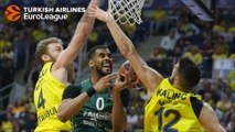 Fenerbahce's dream defense set records