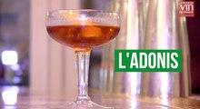 La recette de l'Adonis, un cocktail parfait pour l'apéritif