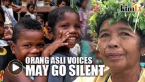 Orang Asli voices may go silent as languages face extinction