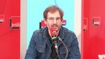 Franck Sans-Chute remplace Alexis - La drôle d'humeur d'Alexis le Rossignol