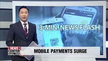 Mobile payments in Korea surpassed US$ 70 billion in 2018