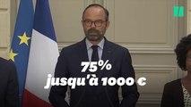 Notre-Dame: Edouard Philippe annonce une loi et une réduction fiscale
