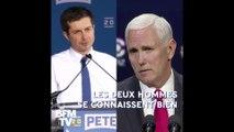 Être à la fois chrétien et gay ? Aux États-Unis, une polémique oppose Pete Buttigieg et Mike Pence