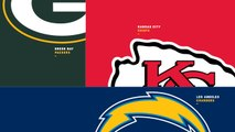 Who will face the Chiefs on Thursday Night Football?