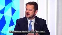 L'invité de la rédaction - 17/04/2019 - Jérôme Tebaldi, délégué LR 1ère circonscription (Tours)