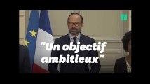 """Edouard Philippe:""""Reconstruire Notre-Dame en 5 ans est un objectif ambitieux"""""""