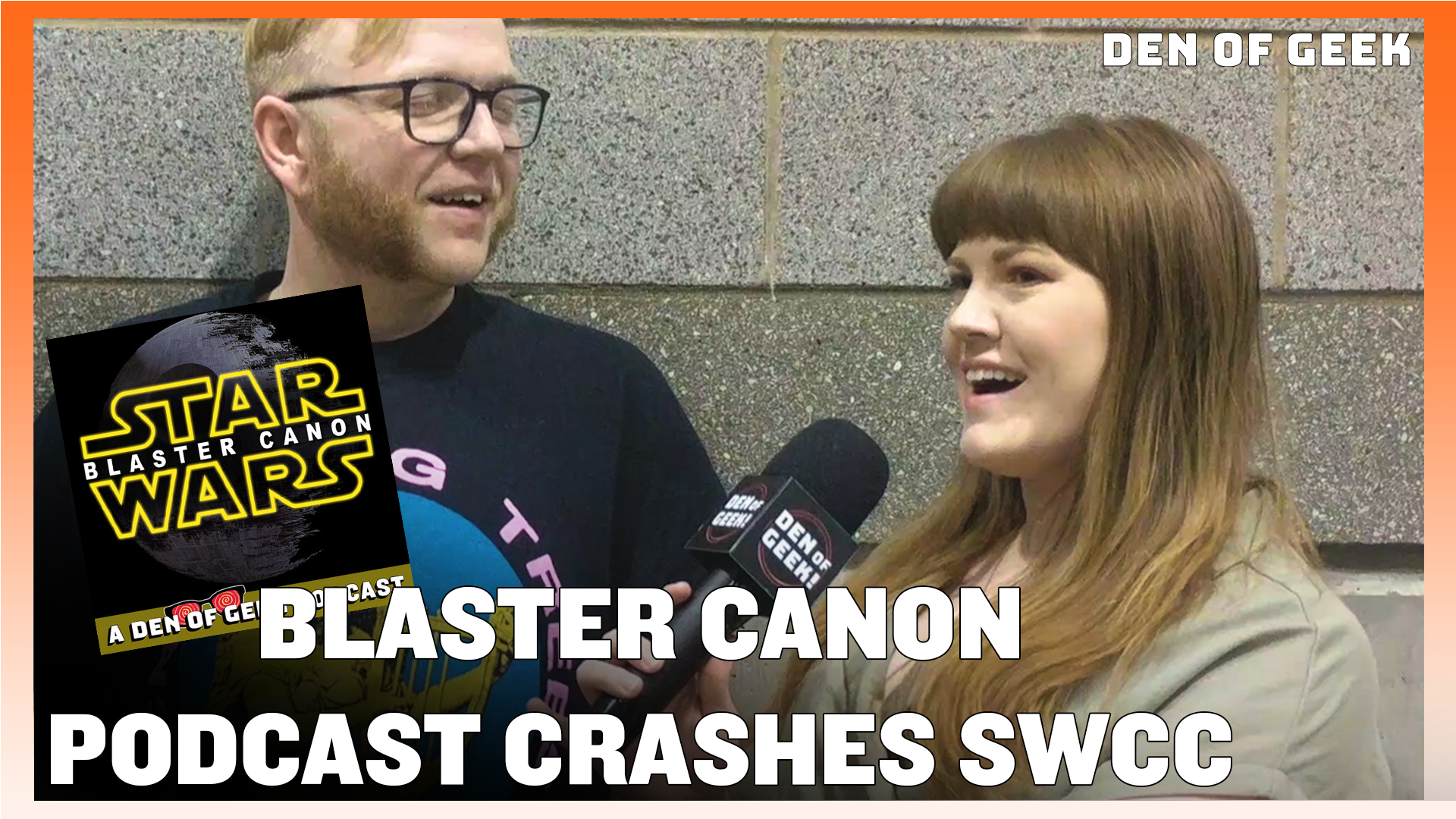 The Blaster Canon Podcast Crashes SWCC
