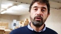 DNA - Etienne Loew, vigneron en biodynamie à Westhoffen,  exporte  ses vins d'Alsace  au Japon, qui est un de ses  premiers marchés