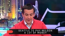 Russell Wilson Becomes The Highest Paid NFL QB