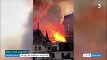 Notre-Dame de Paris : le coq de la flèche a été retrouvé