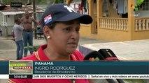 Panamá:vecinos de Brooklincito son víctimas de desalojos inmobiliarios