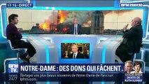 Notre-Dame: Des dons qui fâchent (1/2)