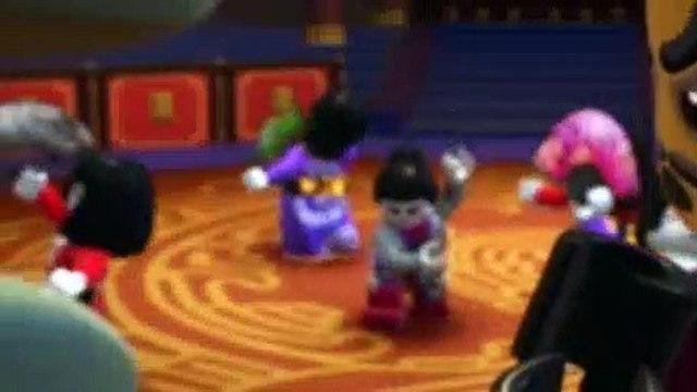 LEGO NinjaGo Masters of Spinjitzu S04E03 Versus