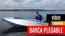 [CH] Barcas plegables que se montan en 60 segundos