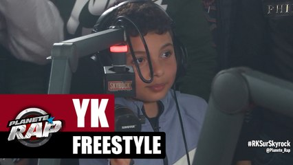 YK - Freestyle #PlanèteRap
