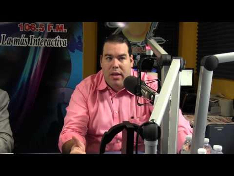 Victor Gomez habla body shop, atracadores con otro blanco, debate CONEP y banco central
