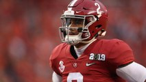 Former Alabama RB Josh Jacobs Shares What He Told Jalen Hurts the During Crimson Tide's 2018 QB Competition
