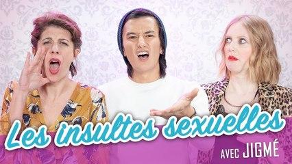 Les Insultes Sexuelles (feat. JIGME) - Parlons peu Mais Parlons