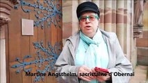 Obernai sonne les cloches pour Notre-Dame de Paris