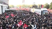 """Ekrem İmamoğlu: """"Bu Şehri Yönetme Lütfu Benim Boynumun Borcu, Sorumluluğumdur"""""""