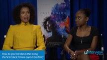 Gugu Mbatha-Raw & Saniyya Sidney on 'Fast Color'