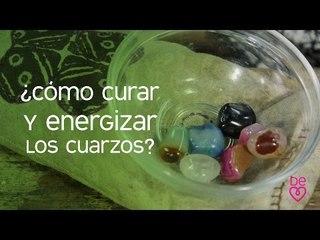 ¿Cómo curar y energizar los cuarzos? | Maryan Rojas