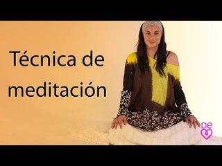 Meditación para principiantes   Maryan Rojas