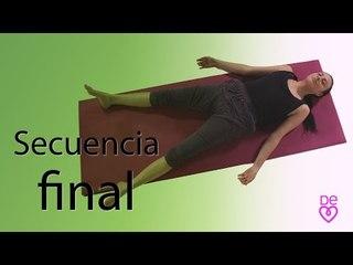 Secuencia final para concluir la practica  | Maryan Rojas