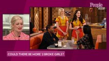 Beth Behrs Says She Hopes for More '2 Broke Girls'