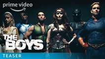"The Boys - Uncensored ""Spank"" Teaser Trailer - Garth Ennis Amazon Prime 2019"