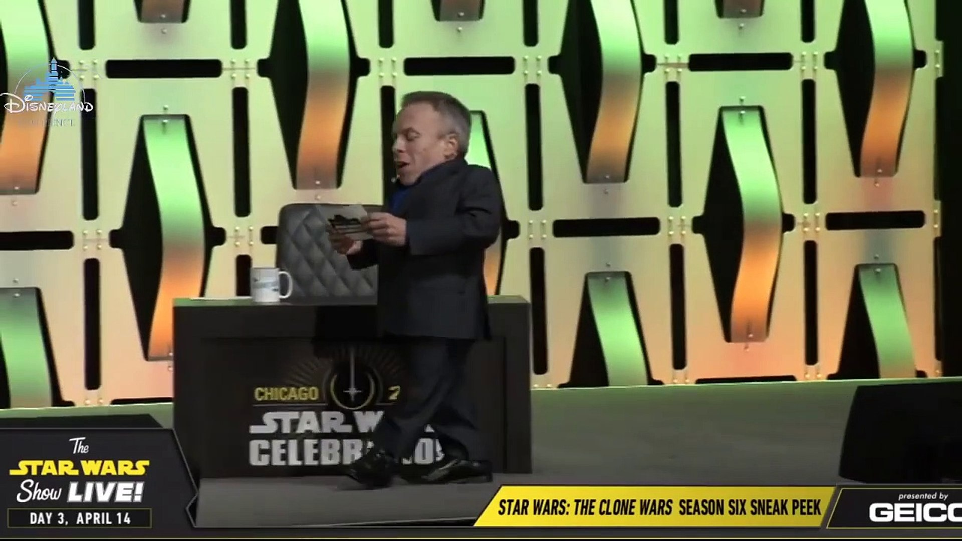 Star Wars The Clone Wars Season 6 Sneak Peek Panel FULL Star Wars Celebration 2019 Chicago Part 1