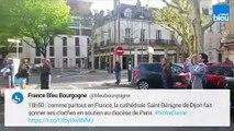 Incendie de Notre-Dame de Paris : les cloches des cathédrales de France sonnent en chœur