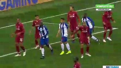 Eder Militao Goal HD - FC Porto1-2Liverpool 17.04.2019