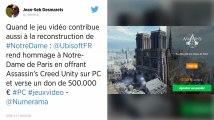 Notre-Dame de Paris vedette d'Assassin's Creed Unity, le jeu offert gratuitement pendant une semaine